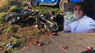 Homem morre após acidente envolvendo duas motocicletas