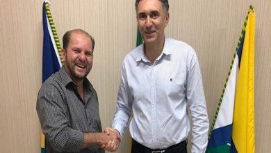 Cirone Deiró confirma reinício das obras de creche em Pimenta Bueno