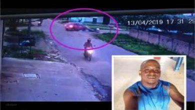 Servidor público morre em colisão envolvendo carro e motocicleta.
