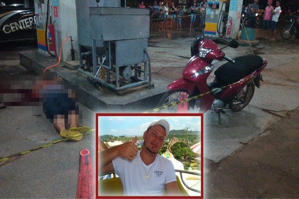 Sobrinho do ex-prefeito Neuri é assassinado no pátio de posto de combustível em Ministro Andreazza
