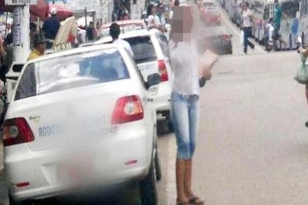 PARCELAS ATRASADAS: Taxista destrói carro na frente de oficial de justiça e agride funcionário de banco