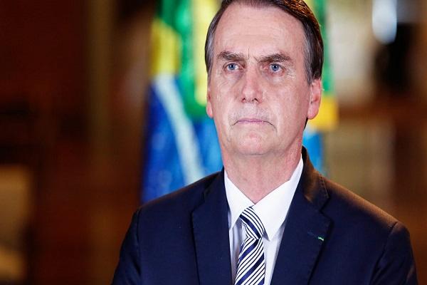 Bolsonaro pede aos brasileiros para vestir verde e amarelo no dia 7 de setembro