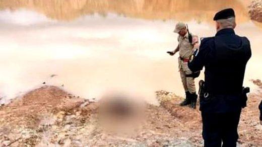 TERROR! Após achar corpo de criança em represa, mãe é encontrada enterrada em Porto Velho