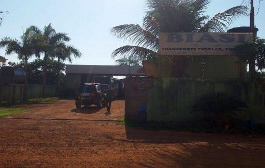 biasi tur 520x331 - Polícia Federal deflagra operação contra fraude no transporte escolar de Vilhena