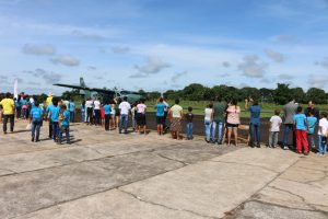 Prefeitura de Pimenta Bueno homenageia Força Aérea Brasileira por ato de bravura no salvamento de pilotos pimentenses vítimas de acidente de avião