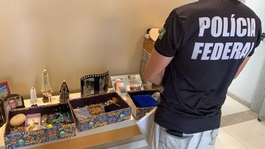 Em Rondônia, Polícia Federal deflagra operação para desarticular desvio de recursos e pagamento de propinas no INCRA, mandados de prisão também foram cumpridos em Pimenta Bueno