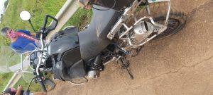 Superintendente do Banco Basa morre em acidente de moto na BR-319