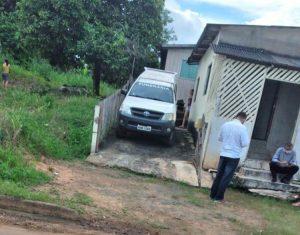 Corpo de idoso em avançado estado de putrefação é encontrado em residência no municipio de Jaru