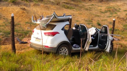 a6f746f7 e51c 4f19 9ba8 362dba9db7a7 1024x576 1 520x293 - Trágico acidente na RO-470 deixa um morto e médica de Ji-Paraná em estado grave