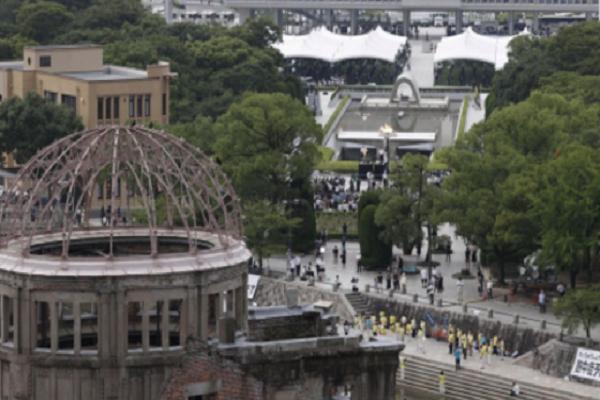 Primeiro ataque em Hiroshima com bomba atômica completa 75 anos