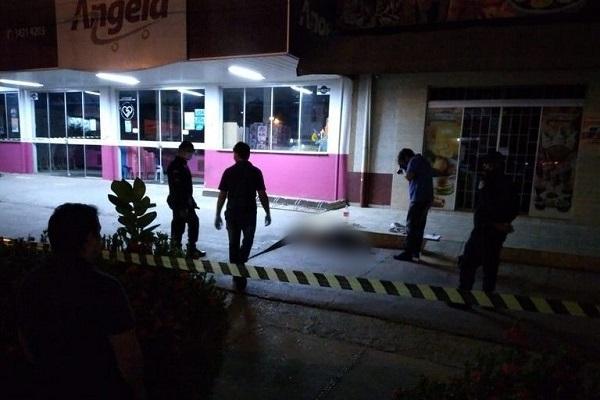 morto na rua - Morador de rua é assassinado à tiros em Ji-Paraná