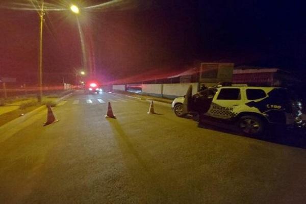 Roagora Criminoso morto - Após roubar moto e trocar tiros com a PM, criminoso acaba morto