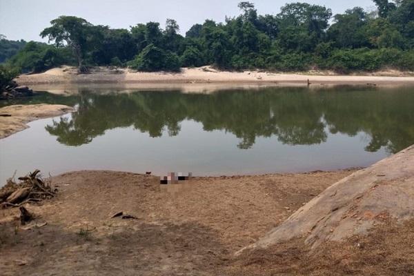 corpo - Corpo de jovem de 20 anos é encontrado em rio de Ariquemes