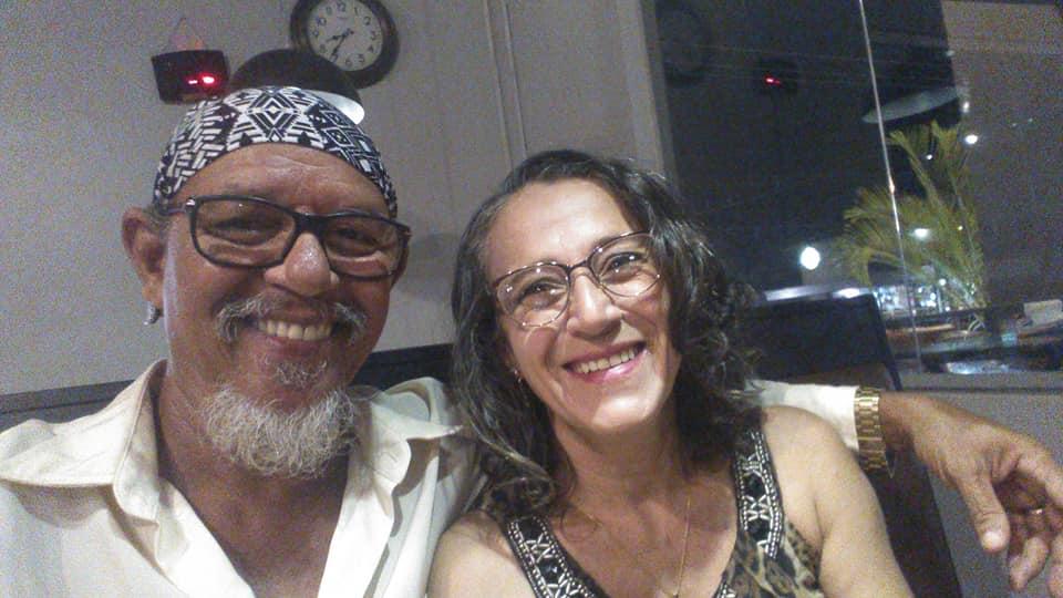 LUTO! Morre aos 49 anos, Delma Aparecida, esposa do professor Romy Ribeiro Nogueira de Rolim de Moura