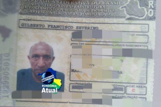 Esposo mata homem que estava bebendo com sua mulher em Ji-Paraná