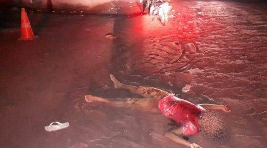 Jovem é morto com tiro no peito após discussão em bar em Mirante da Serra 520x289 - Jovem é morto com tiro no peito após discussão em bar em Mirante da Serra