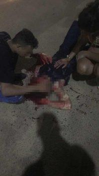 Jovem de 24 anos morre em grave colisão de veículo contra árvore na Avenida D. Pedro I em Jaru