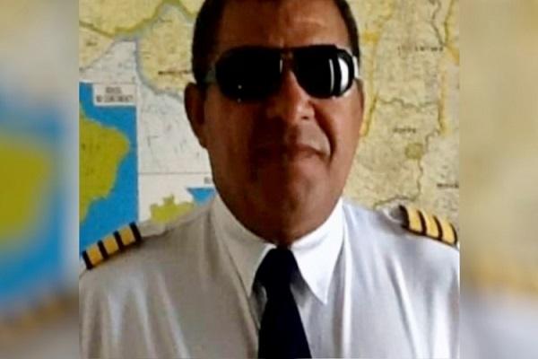 Piloto desaparece durante voo, família busca por informações