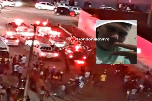 Roagora Tiroteio em festa - Tiroteio em festa acaba com adolescente morto e outros cinco baleados