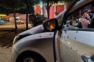 Casal é assassinado com 75 tiros de fuzil e pistola em saída de cassino