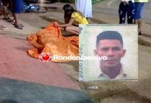 Photo of Comerciante de 41 anos é assassinado com sete tiros na frente de bar em Porto Velho