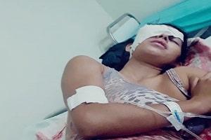 Contribua! Jovem de 18 anos com glaucoma congênito, precisa urgentemente de ajuda!