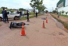Photo of Jovem de 18 anos morre após acidente de moto em Porto Velho