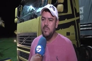 """Na TV, Ex-vereador Clodoaldo Vieira de Ji-Paraná tenta encontrar mulher que está """"sumida"""" – Assista ao vídeo"""
