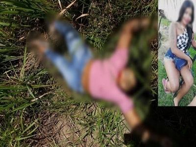 Polícia identifica jovem que foi encontrada morta ela foi assassinada por facção criminosa B min - Polícia identifica jovem que foi morta por facção criminosa