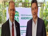 Photo of Sérgio Souza é eleito presidente da Frente Parlamentar da Agropecuária