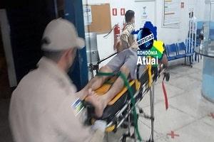 Photo of Vítima de roubo em frente a Lan House é baleada nas costas em Ji-Paraná