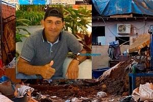 Corpo de empresário desaparecido é encontrado enterrado dentro da própria empresa