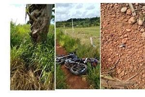 Motociclista é assassinado a tiros no morro do cansado em Alto Alegre, RO