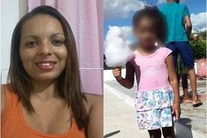 Mulher mata a filha de 5 anos, mutila e mastiga a língua da criança