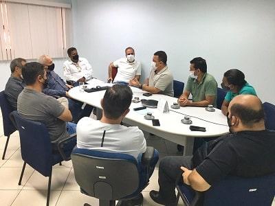 Vereador Edimar Kapiche acompanha as tratativas para continuidade de hemodiálise em Cacoal