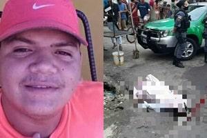 Brasil: Na guerra do tráfico, Maykinho é crivado de bala