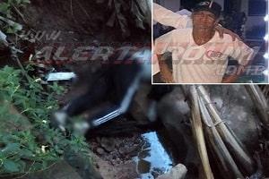 Homem é encontrado morto dentro de bueiro em Novo Horizonte