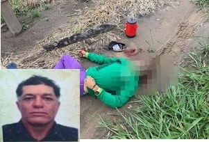 Homem é morto após sofrer emboscada em São Francisco do Guaporé