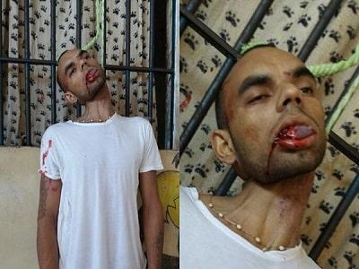 Membro de facção morre de forma brutal na cadeia veja vídeo b min - Membro de facção morre de forma brutal na cadeia; veja vídeo