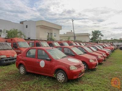 Corpo de Bombeiros de Rondônia anuncia leilão de veículos