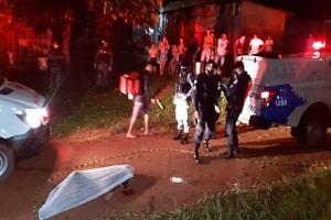 Ex-presidiário é executado a tiros em beco no Bairro Eletronorte em Porto Velho