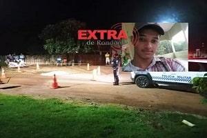Homem é assassinado a tiros em Cerejeiras