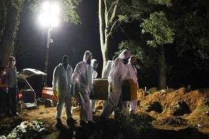 Homem é encontrado morto debaixo de árvore que estava cortando