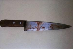 Homem de 33 anos discute com a esposa, dá socos no rosto do próprio pai, que reage e o mata a facadas