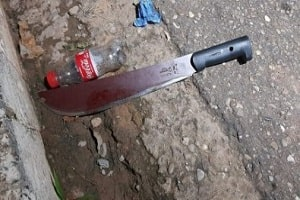 Jovem crava faca na barriga do namorado, que morre em MT