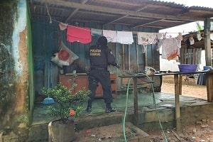PF desarticula organização criminosa voltada para o tráfico de drogas e fabricação de cédulas falsas