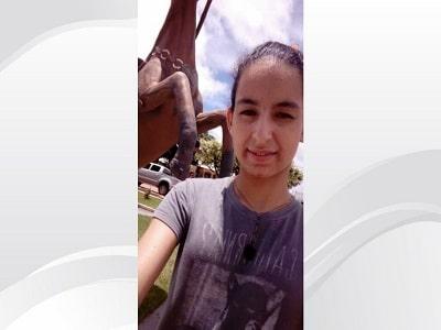 Adolescente desaparece após sair de agência bancária em Alto Alegre dos Parecis