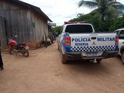 Corpo de homem é encontrado com 11 perfurações de tiros na zona rural de Rolim de Moura