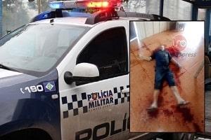Homem é assassinado a tiros por passar a mão nas nádegas de amigo