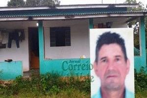 Homem é encontrado morto com as mãos amarradas na linha 114 no interior de Rondônia